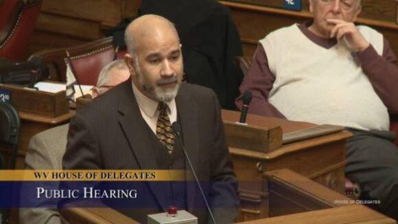 West Virginia Right To Work: NRTWC VP Testifies