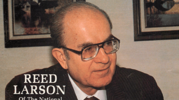 Longtime Right to Work Leader Reed Larson Mourned