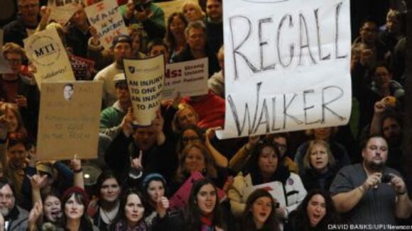 Big Labor and the NY Times Hate Recall Elections (Sometimes)