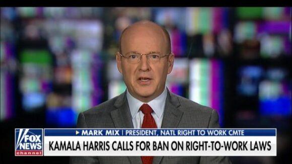 Biden-Harris Ticket Contemptuous Toward Workers