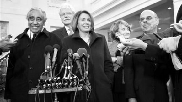 Nancy Pelosi Threatens to Join the Government Shut Down Party