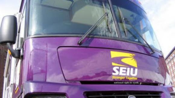 SEIU's Forced-Dues Political Spending Plans
