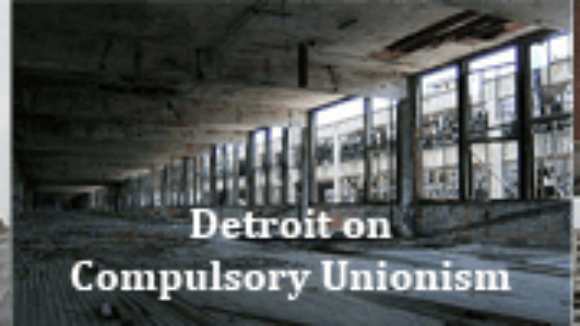 Heritage to Chrysler: Support Right To Work to Help Michigan