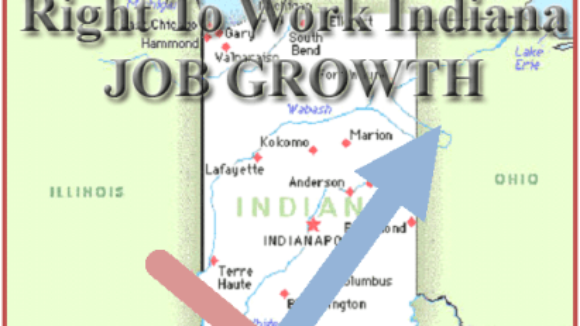 Illinois' Right To Work Indiana Envy