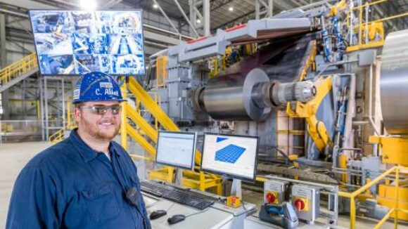 Steel Production's 'Future' Resides in Arkansas