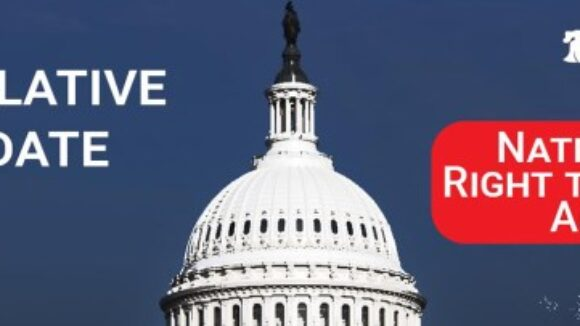 Right to Work Act Co-Sponsors for 2021-2022