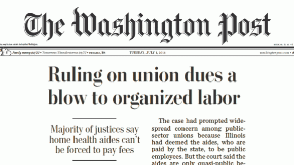 Heritage: Huge Victory for the National Right to Work Legal Defense Foundation
