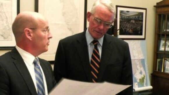 U.S. Rep. Francis Rooney Introduces Bill to Stop Spending Tax Dollars on Union Activities