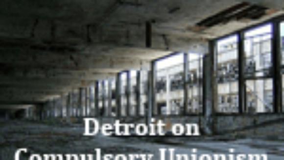Why is Detroit Bankrupt?