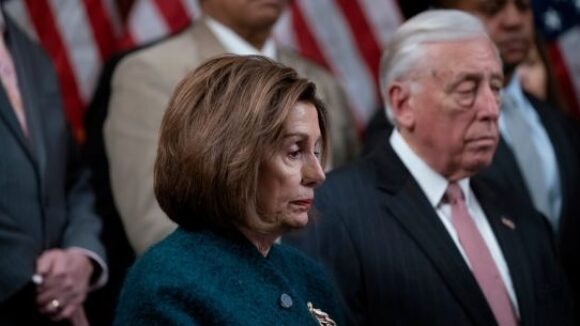 Nancy Pelosi Shepherds Right To Work Destruction Thru U.S. House