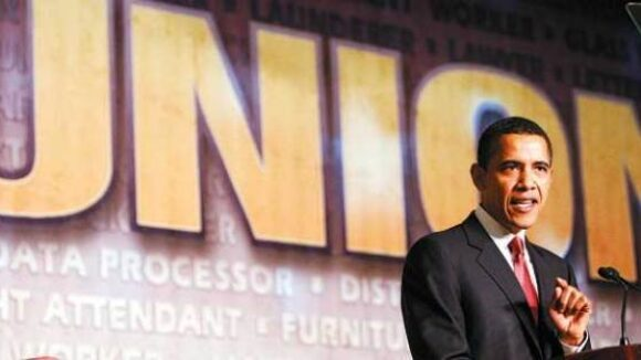 Obama Backs Another Bailout  -  This Time it's the NEA Union