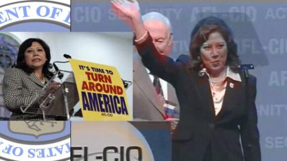 Obama's Big Labor Secretary Resigned