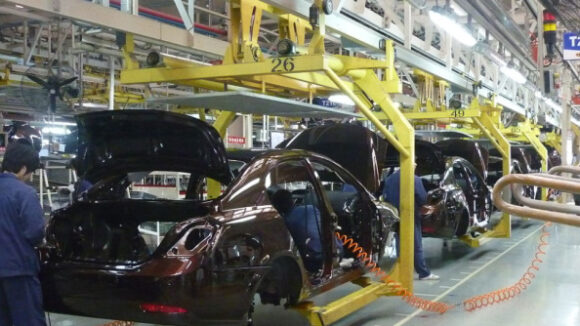 Right to Work States Dominate U.S. Automotive Manufacturing