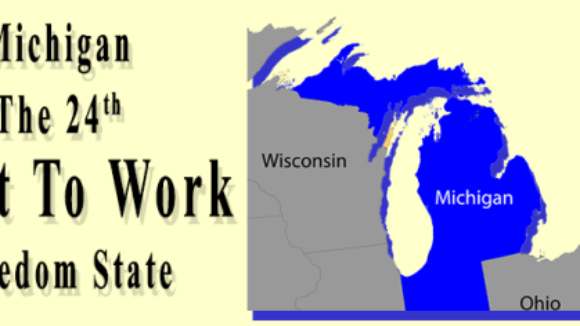 MI Court: Right To Work Protects First Amendment Rights of Workers