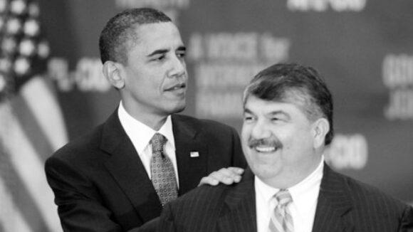 Trumka Moves AFL-CIO Further Left