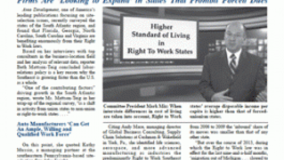 Right to Work Southeast Adds Good Jobs
