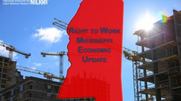 Right to Work Mississippi Sees Continued Growth