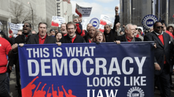 UAW: Unemployed Auto Workers