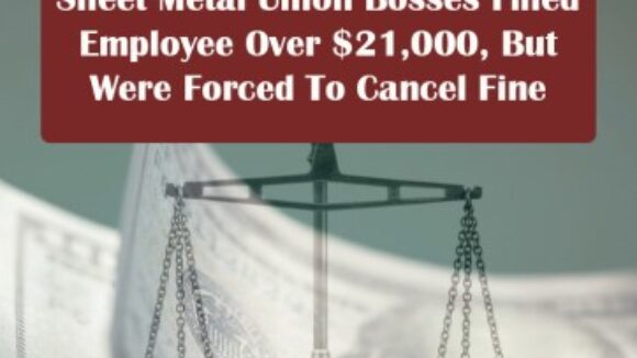 Right to Work Helps Russell Chacon Score Win Against Union Fees