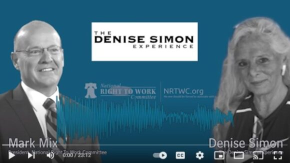 DENISE SIMON AND MARK MIX: Exposing Billions to Big Labor Bosses Hidden in Reconciliation