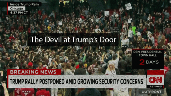 What The Devil at My Doorstep and Donald Trump have in common