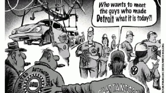 Autoworkers Succeed Without UAW Bosses' 'Help'