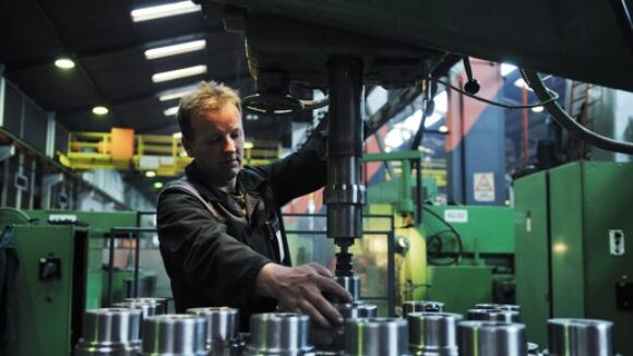 Right to Work States' Factory Job Growth Triple Forced-Unionism States'