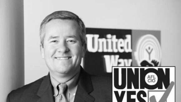 United Way Chief: 'Please Support Your AFL-CIO'