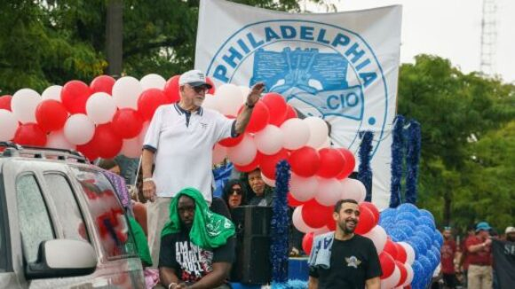Philly Union Dons Stand 'in Solidarity' With Accused Big Labor Embezzler