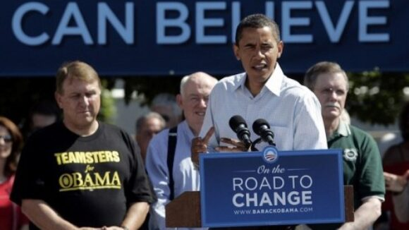 SEIU-Driven ObamaCare No Good For Anyone; Other Big Labor Bosses Finally Figuring It Out