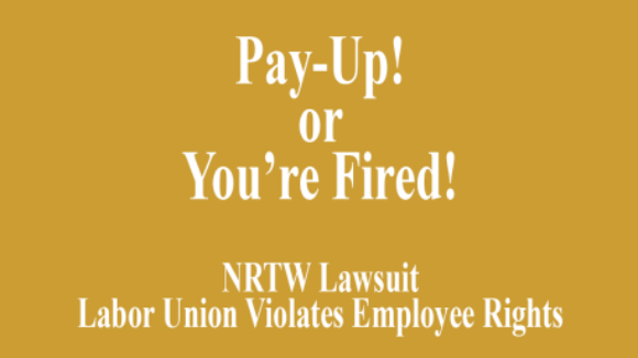 Employee's Rights Violated by California Labor Union