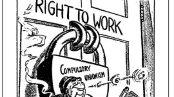 Right to Work Debated in State Capitals