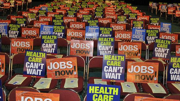 Rent a Protestor, Big Labor's Counter Tea Party